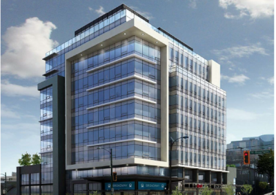 988 West Broadway Office Towers | Vancouver, BC