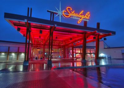 Starlight Casino | 350 Gifford Street, New Westminster BC