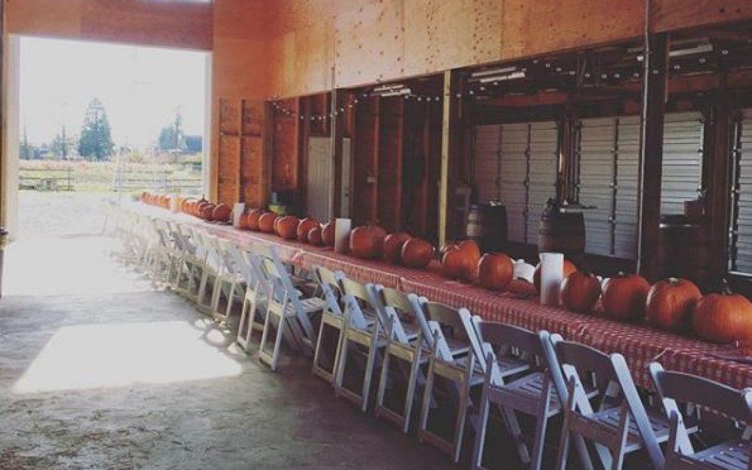 Halloween Barn Hop & BBQ