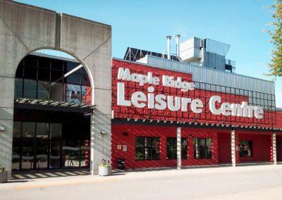 Maple Ridge Leisure Centre | Maple Ridge, BC